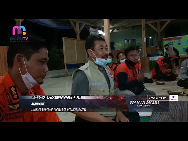 Mojokerto – Jambore Rakornis Forum PRB Kota,Kabupaten