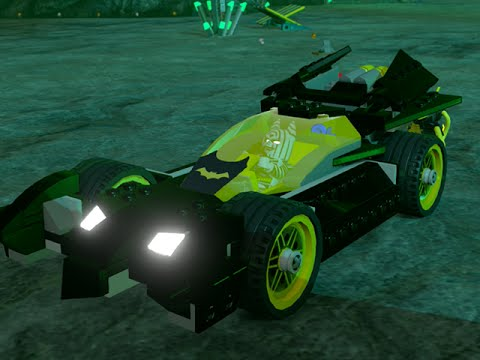 lego batman 3 batmobile - photo #4