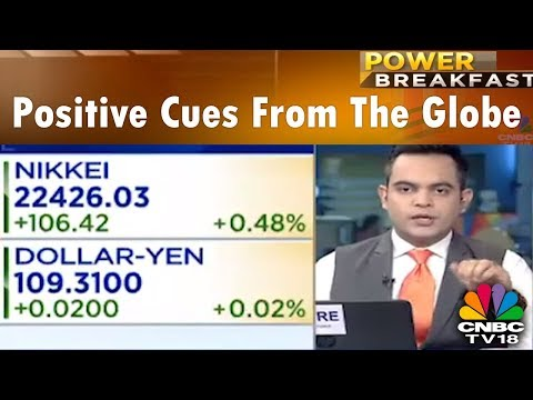 Positive Cues From The Globe | Asia Trades Higher | Power Breakfast (Part 1) | CNBC TV18