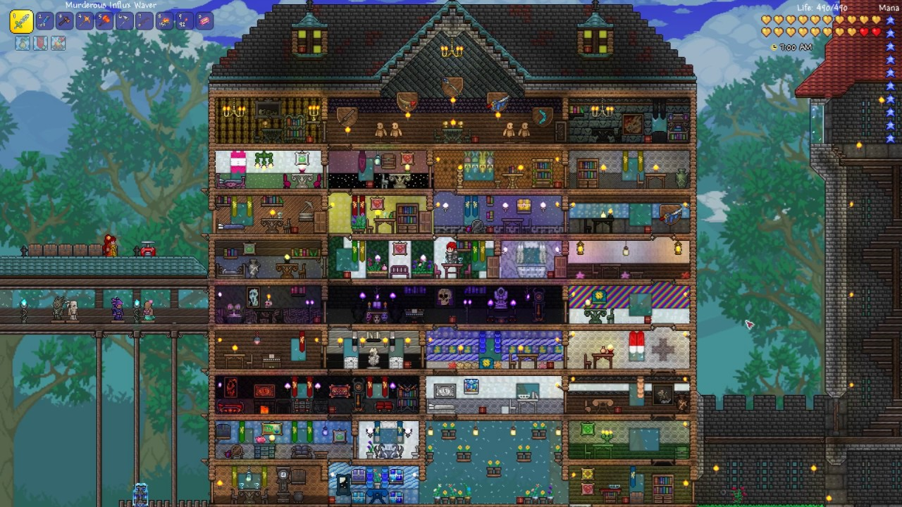 how to get a demolition in terraria