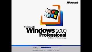 Windows 2000 Sounds