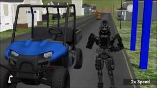 DARPA VRC Examples