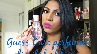 GUESS DARE LIMITED EDITION PERFUME ♡| Shuanabeauty