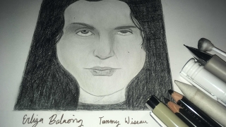 """Drawing Tommy Wiseau (Johnny) From """"The Room"""""""