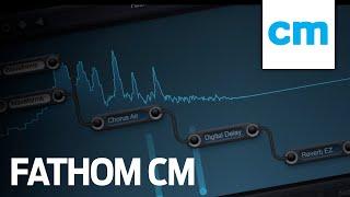 Free VST/AU Modular Synth with CM: Fathom CM