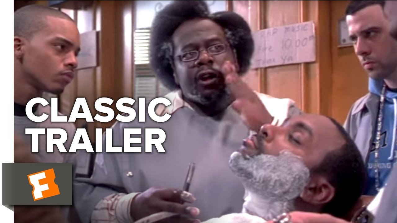Barbershop Official Trailer 1 Troy Garity Movie 2002 Hd