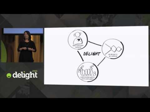Delight 2015 : Suzanne Pellican - Getting Design for Delight Into Your Organizational DNA