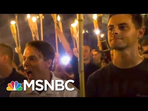 GOP Congressman Leonard Lance To Donald Trump: There Is Only One Side: Against Hate Groups   MSNBC