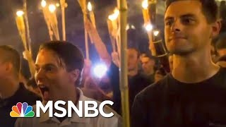 GOP Congressman To Donald Trump: There Is Only One Side: Against Hate Groups | MSNBC