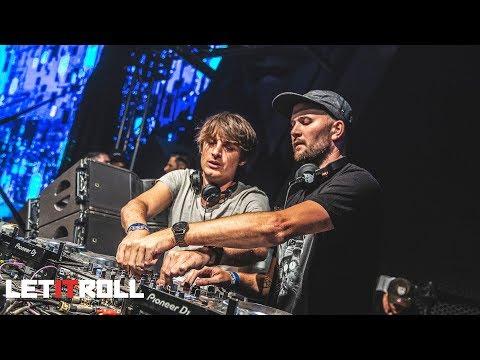 CAMO & KROOKED DJ set | Let It Roll 2018