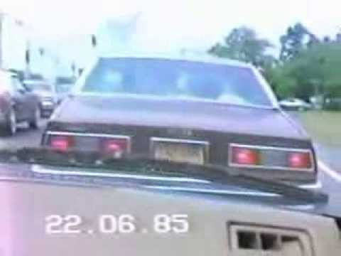 1985 JUN 22 SATURDAY AFTERNOON DRIVE TO NEWARK FROM ASBURY PARK NJ