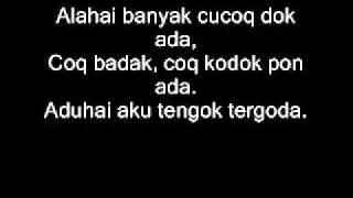 Maki - Sahur 2PM lirik (HQ)
