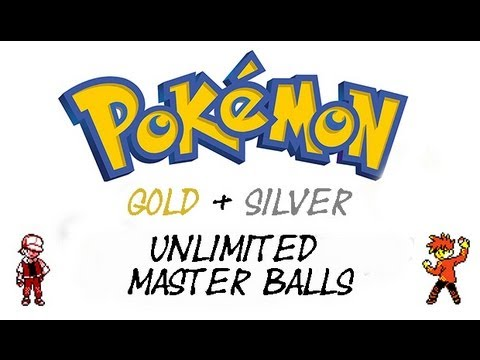 Pokemon Gold And Silver - Master Ball Cheat | GameShark Codes