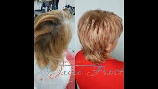 Рецепт окрашивания волос в бежевый блонд в граммах