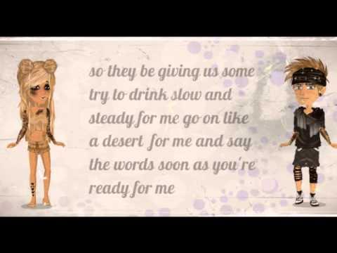 msp-rip-(rap) lyrics on screen - YouTube