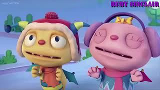 Henry Hugglemonster Monster Lullaby Best Cartoon For Kids & Children | Ruby Sinclair