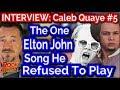Capture de la vidéo Caleb Quaye: The One Elton John Song He Refused To Play - Interview