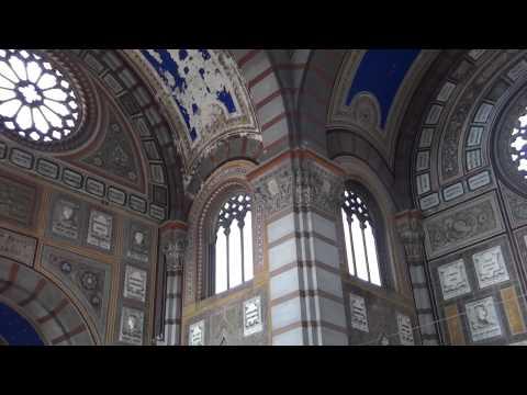 Milano :  Famedio @ Cimitero Monumentale -  Tomba A. Manzoni