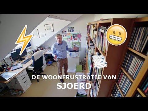 #3 Rommelige werkplek: de woonfrustratie van Sjoerd | IKEA Wooninspiratie