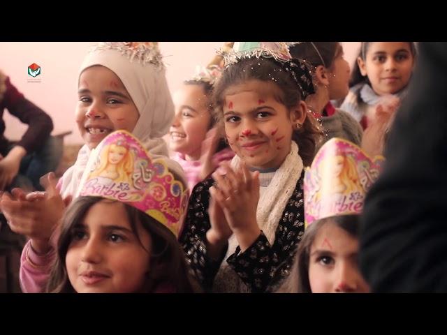 تكريم المتفوقين وتسليم الجلاءات في مدرسة البراعم الأولى-سوريا