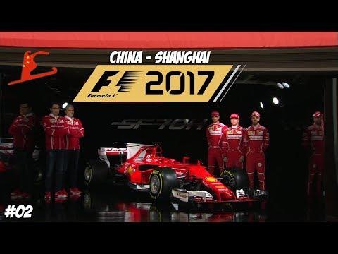 Robin DARAI vs. Leo CROWE // F1 2017 COOPERATIVE CHAMPIONSHIP // #2