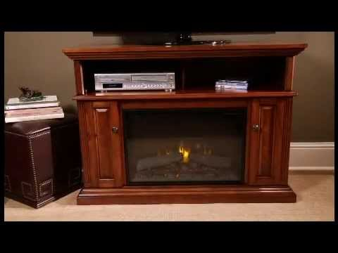 Chimneyfree Claremont Electric Fireplace Entertainment