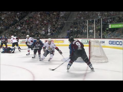 Watch all four goals Matt Duchene has scored against the Ottawa Senators