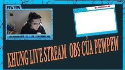 Hướng dẫn] Thiết kế Scene Livestream cho OBS
