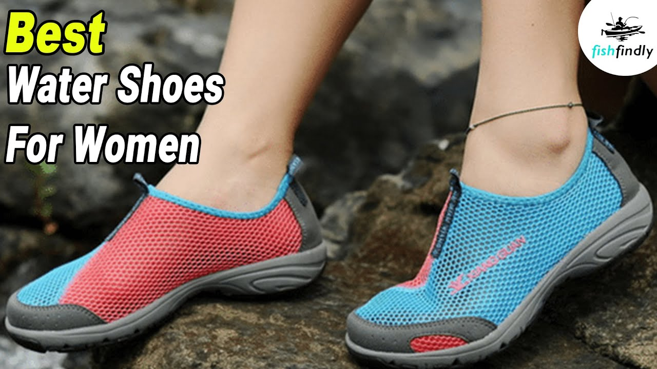 Top 18 Best Water Shoes For Women