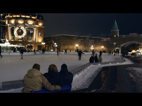 Visit Quebec City For A Distinctly Old World Holiday | Presented By Destination Canada