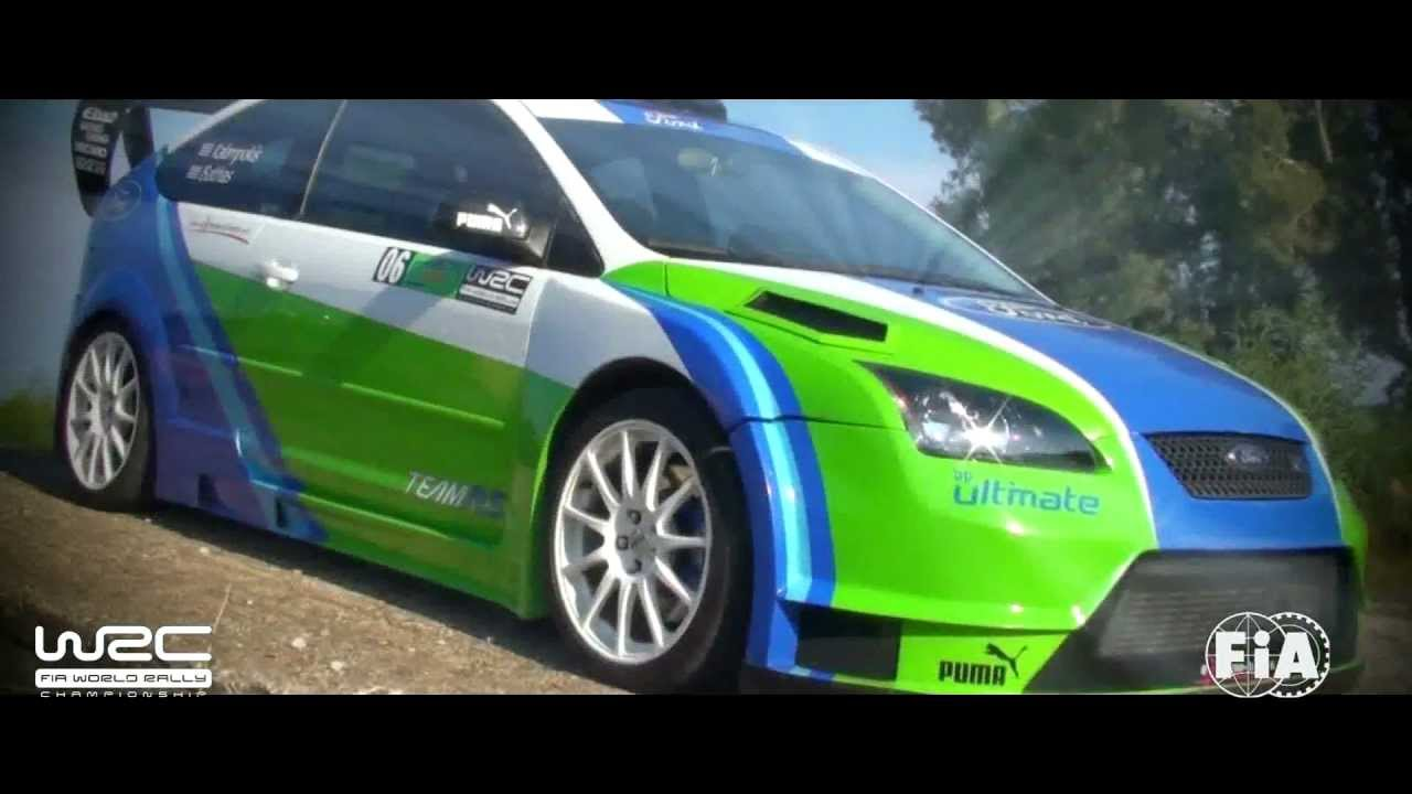 2012 Ford Focus For Sale >> WRC FORD FOCUS RS HD REPLICA BY KALAMPOKIS - YouTube