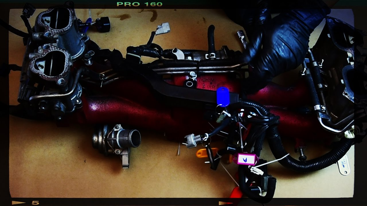 Tuner Tee 08 14 Wrx Sti Fuel System Upgrade Youtube