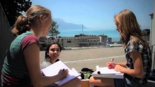 Viaggio studio a Montreux per giovani