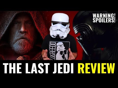 Star Wars: The Last Jedi REVIEW [SPOILERS]