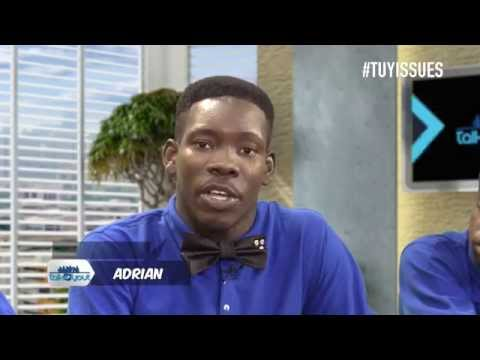BRAIN DRAIN  In Jamaica #TalkUpYout SE5 EPISODE  1