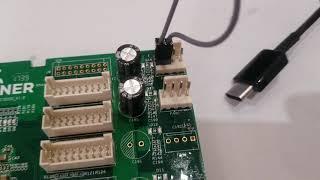 обманка вентилятора Antminer S9 Bitmain Иммерсионое охлаждения