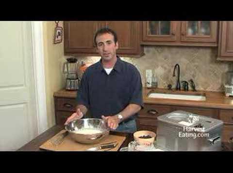 Video Recipe: Blueberry Ice Cream