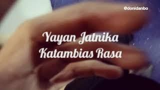 Gambar cover Yayan Jatnika - Katambias Rasa   Official Video (by @donidanbo)