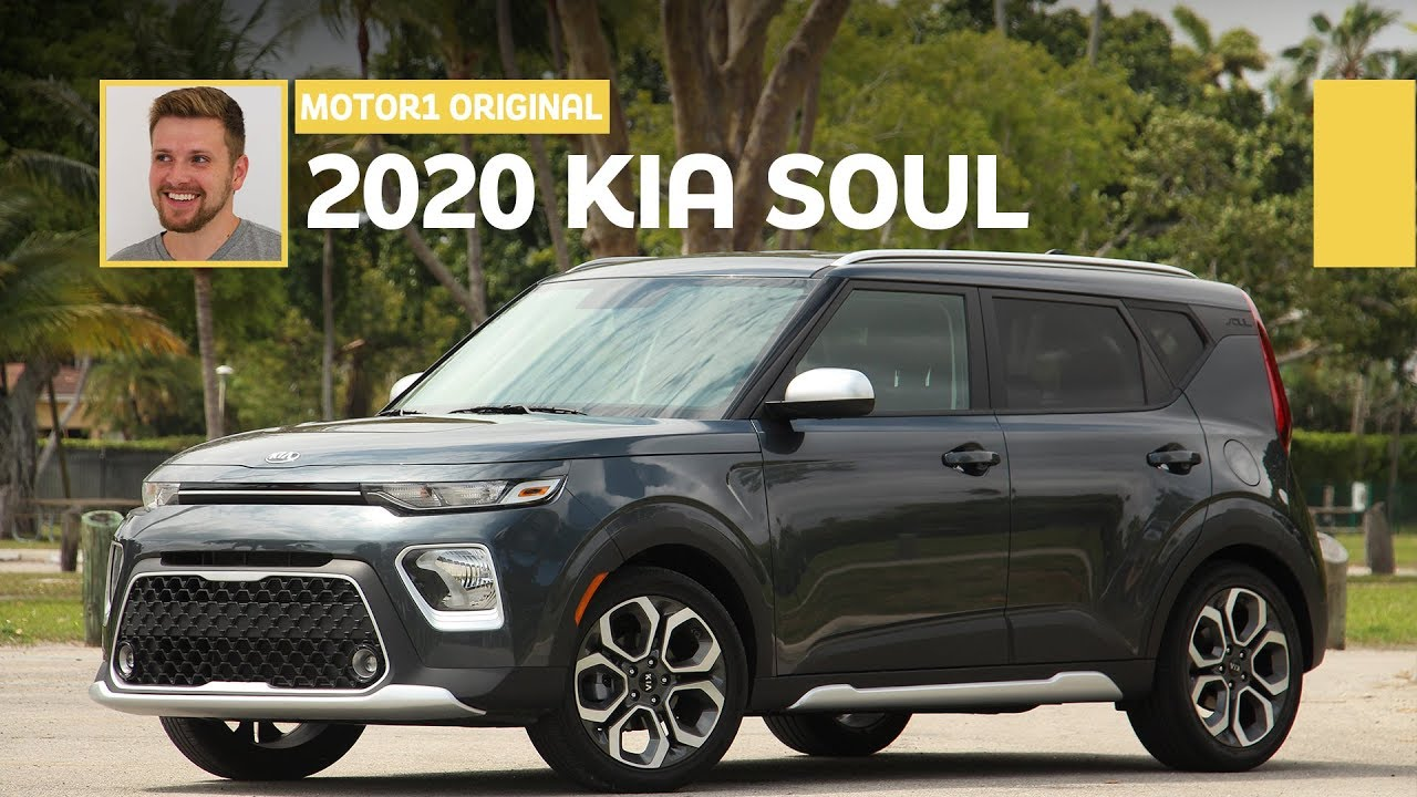 2020 Kia Soul Spesification