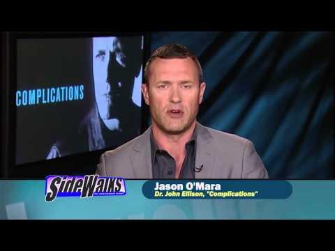 Jason O'Mara talks acting, Complications, Batman, Terra Nova