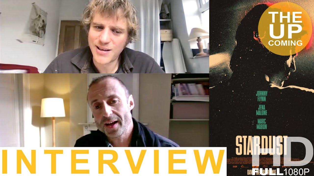 Stardust interview - Johnny Flynn and Gabriel Range on David Bowie's biopic