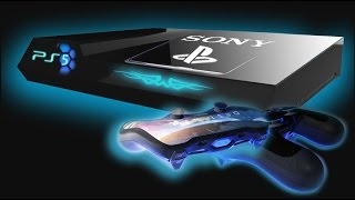 Sony PS5 - Official Concept Trailer (2016)