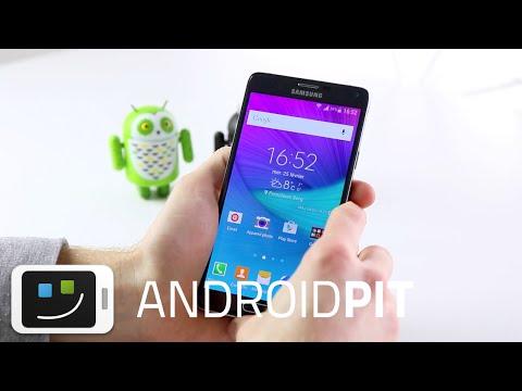 Samsung Galaxy Note 4 : Android Lollipop Update