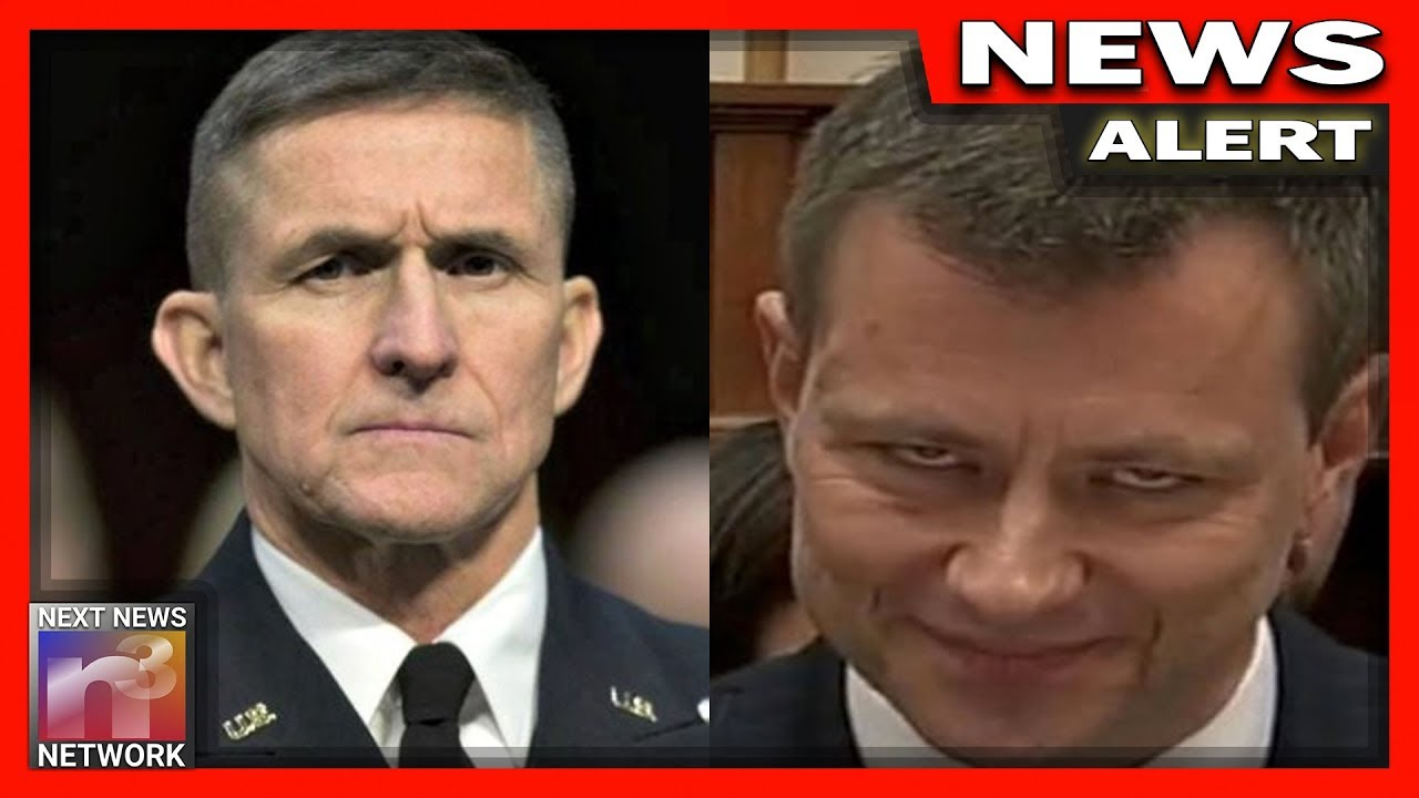 BUSTED! The FBI Conspiracy To DESTROY Trump and Flynn Just Got BLOWN Wide Open!