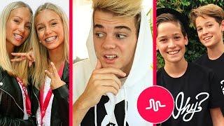 TOP 3 ZWILLINGE auf Musical.ly! 😱 Wer sind die besten? 😳