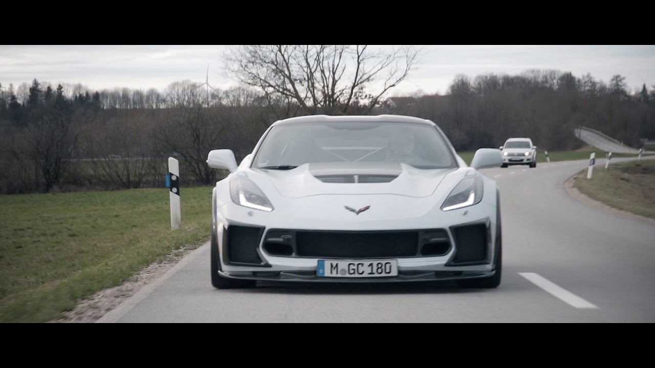 Corvette Z06 Geiger Carbon 65 Edition - YouTube