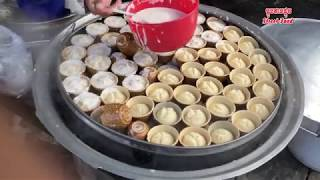 Num Ah Kor | Delicious Khmer Sweets | Khmer Steamed Rice Cook