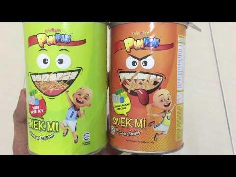 upin-ipin-unbox-lego-surprise-toys-snacks-pinpin