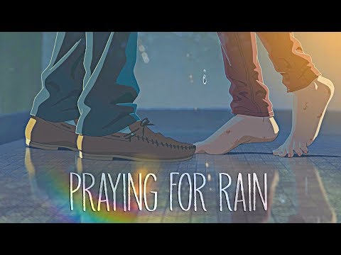 The Garden Of Words || Praying For Rain