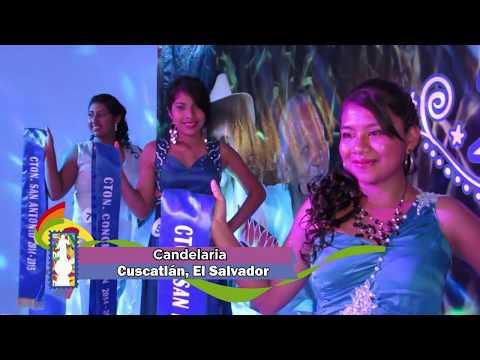 Estampas Salvadoreñas programa del 08 noviembre 2014. Santa Tecla.